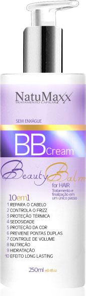 NatuMaxx - BB Cream Beauty Balm 10 em 1 250ml