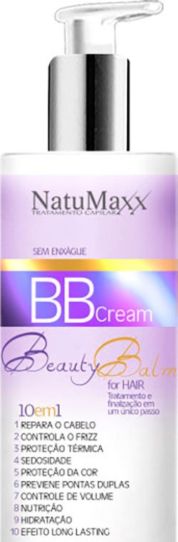NatuMaxx - BB Cream Beauty Balm 10 em 1 500ml