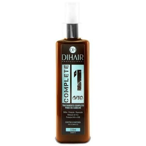 DiHair - Complete One Leave-in Tratamento Completo 220ml