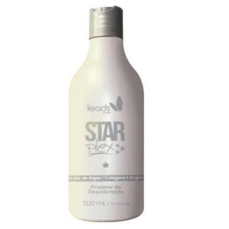 Leads Care - Star Plex Protetor de Descoloração 500ml