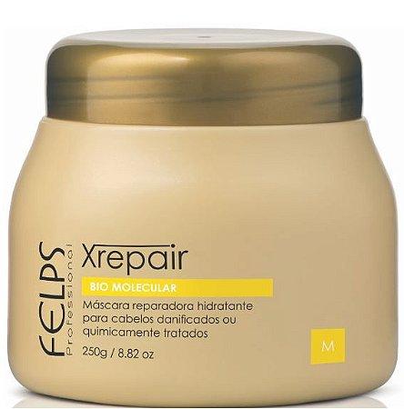 Felps - Xrepair Máscara Bio Molecular Home Care 250g
