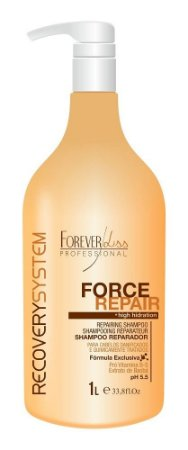 Forever Liss - Force Repair Shampoo Reparador 1L