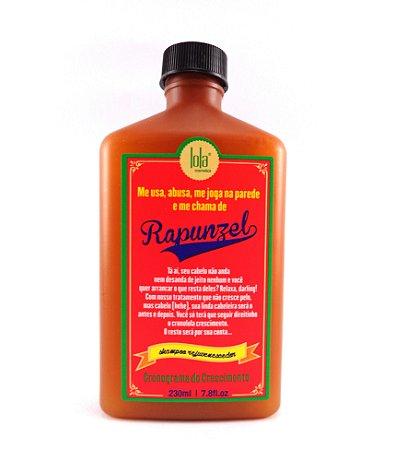 Lola Cosmetics - Rapunzel Shampoo Rejuvenescedor 250ml