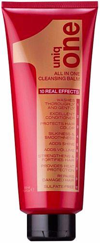 Revlon - Uniq One All in One Shampoo e Balm 350ml 10 benefícios reais