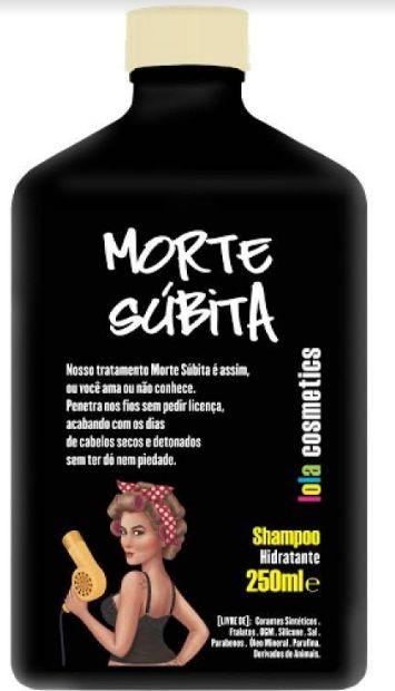 Lola Cosmetics - Morte Súbita Shampoo Hidratante Manutenção Diária 250ml