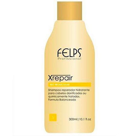Felps - Xrepair Shampoo Bio Molecular Home Care 300ml