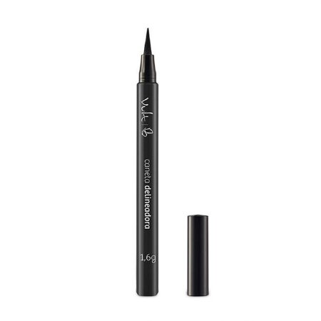 Vult - Caneta Delineadora Carbon Black para olhos (cor Preta) 1,6g