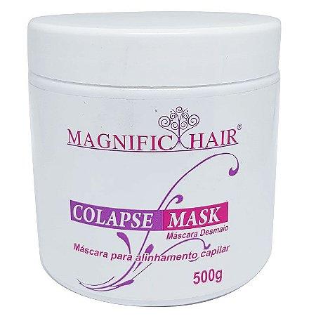 Magnific Hair - Colapse Mask Máscara Desmaio para Realinhamento Capilar 500g