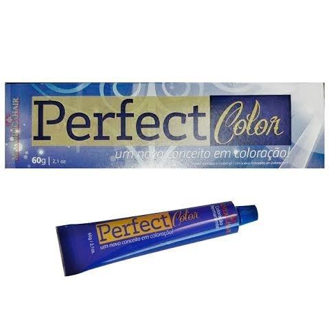 Magnific Hair - 9.089 Perfect Color Louro Muito Claro Pérola 60g