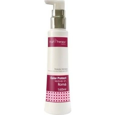 Left - Fruit Therapy Nano Romã Leave In Cabelos Coloridos 160 ml