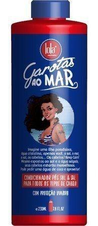 Lola Cosmetics - Garotas ao Mar Condicionador Pós Sol e Sal 230ml