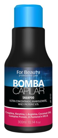 For Beauty - Bomba Capilar Shampoo 300ml