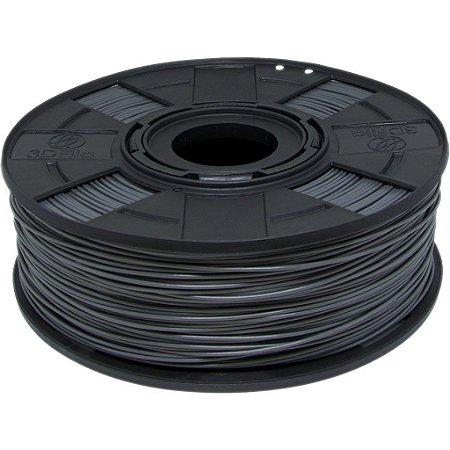 Filamento ABS Premium+ 1,75mm Cinza