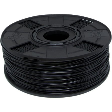 Filamento ABS Premium+ 1,75mm Preto