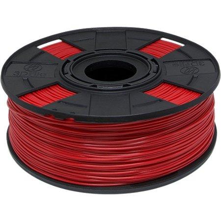 Filamento ABS Premium+ 1,75mm Vermelho