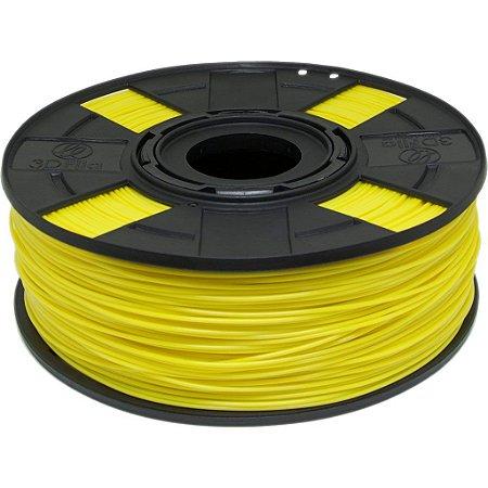 Filamento ABS Premium+ 1,75mm Amarelo