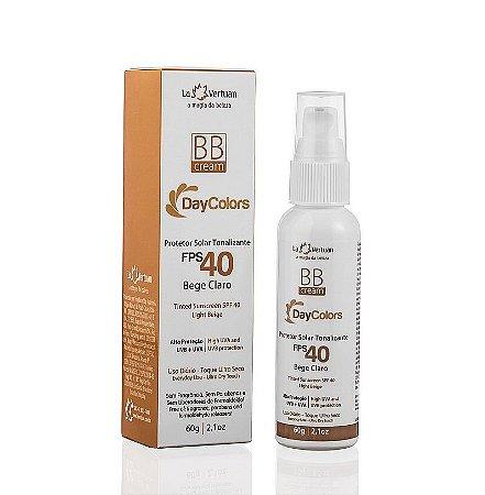 Protetor Solar Tonalizante BB Cream FPS 40 60g