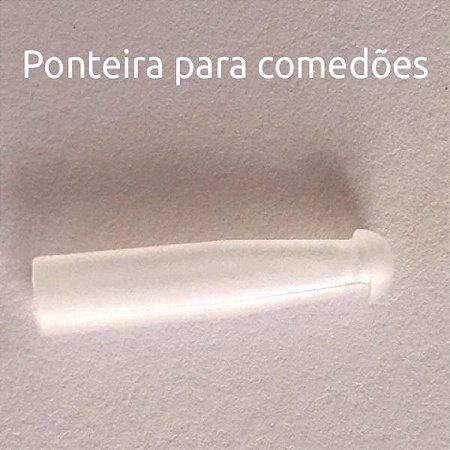 Ponteiras Descartáveis p/ Cravos Face Clean (100 ponteiras)