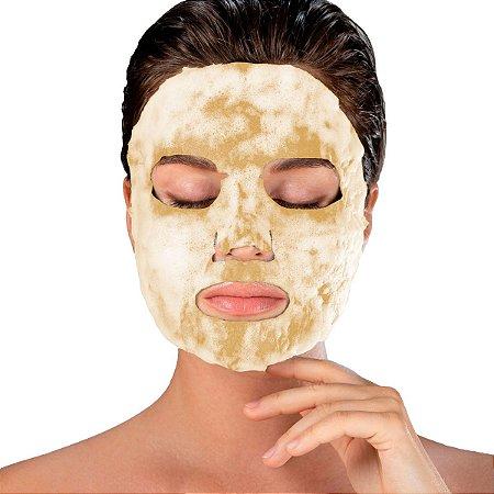 Máscara Facial Superfood Bubble O² Cúrcuma