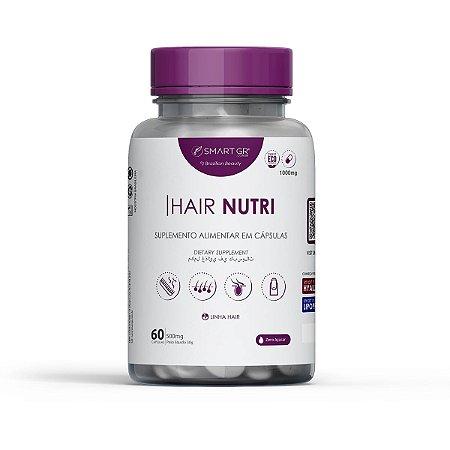 Smart Hair Nutri - Suplemento Alimentar em Cápsulas - Crescimento Capilar