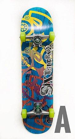 "Skate Pro Street Leve Roda PU 51 MM 31,75"" x 8"""