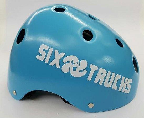 Capacete Infantil- Six Trucks