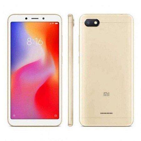 Smartphone Xiaomi Redmi 6A 32GB Dourado