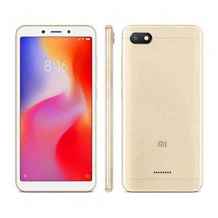 Smartphone Xiaomi Redmi 6A 16GB Dourado