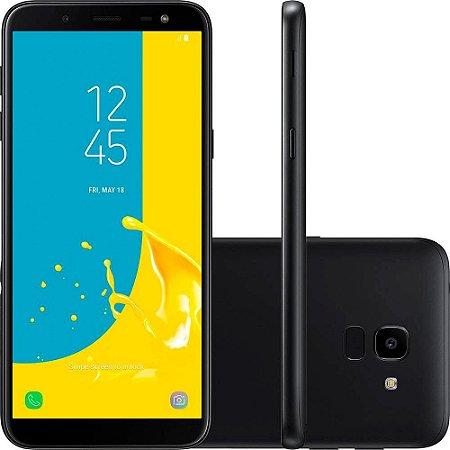 Smartphone Samsung J6 64GB Preto