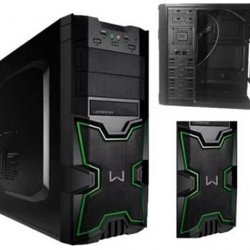 GABINETE GAMER WARRIOR GA154 MULTILASER