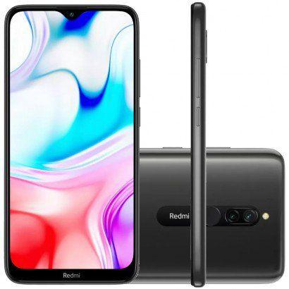 SMARTPHONE XIAOMI REDMI  8 64GB PRETO