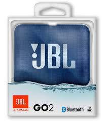 CAIXA DE SOM BLUETOOTH JBL GO 2 ORIGINAL AZUL ESCURO