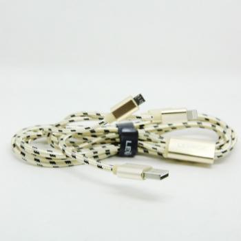 CABO USB 3X1 LEHMOX