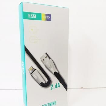 CABO USB LIGHTNING FAM FCA-K512
