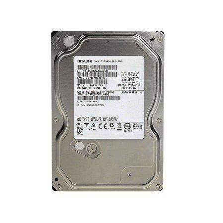 HD  INTERNO PC 3.5' 500GB HITACHI