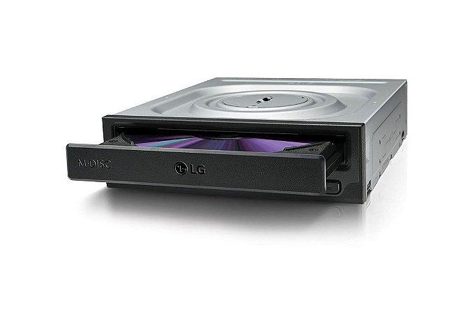 GRAVADOR DE DVD SAA LG - GH24NSCO