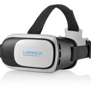 OCULOS 3D REALIDADE VIRTUAL WARRIOR JS080