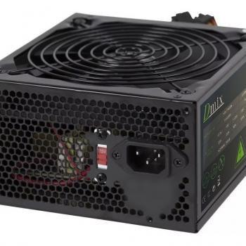 FONTE REAL ATX 750W AF-500 DMIX