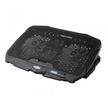 BASE REFRIGERADA PARA NOTEBOOK DEX - 4 COOLER FAN - DX-006