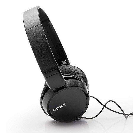HEADPHONE P2 SONY MDR-ZX110 PRETO