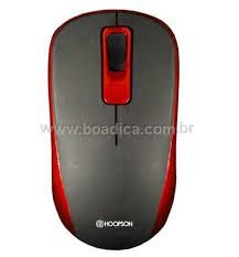 MOUSE SEM FIO MS-036WR HOOPSON