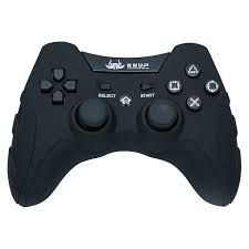CONTROLE PC PS1/PS2/PS3 SEM FIO KNUP KP-4032