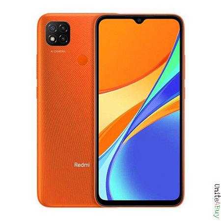 SMARTPHONE XIAOMI REDMI 9C 64GB LARANJA