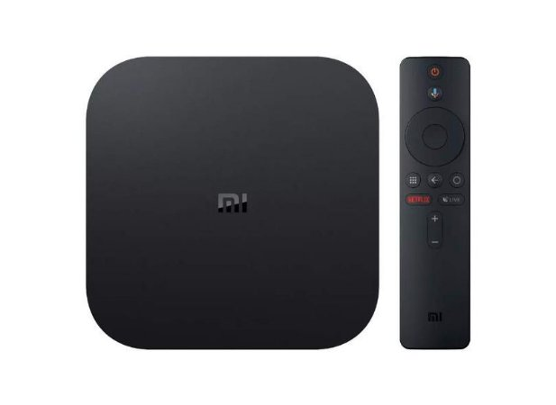 XIAOMI MI BOX TV S 4K