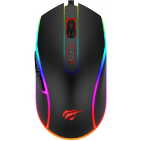 MOUSE GAMER MS952 RGB HAVIT