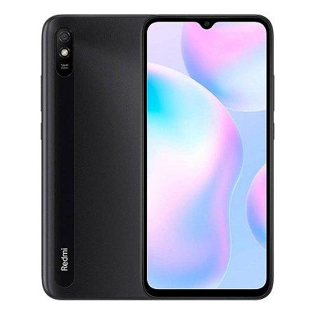 SMARTPHONE XIAOMI REDMI 9A 32GB  PRETO