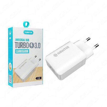 CARREGADOR TURBO 3.0 KIMASTER T108
