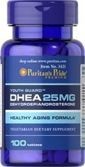 Comprar DHEA 25 mg  - Puritan´s Pride - 100 tablets