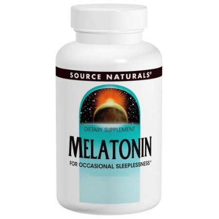 Comprar Melatonina 1 mg - Source Naturals - 100 comprimidos