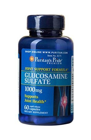 Glucosamina 1000 mg - Puritans Pride - 60 tablets